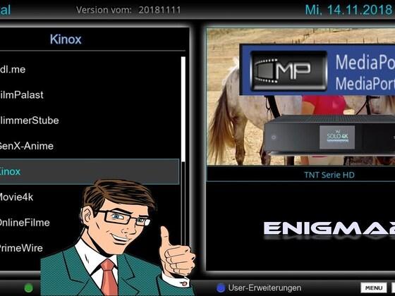 Enigma2 Oscam Setup