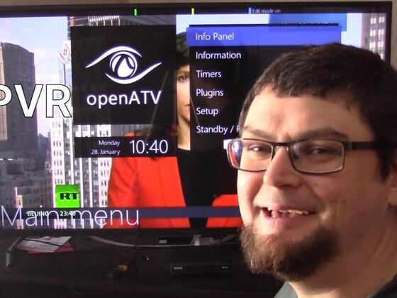 Openatv Setup