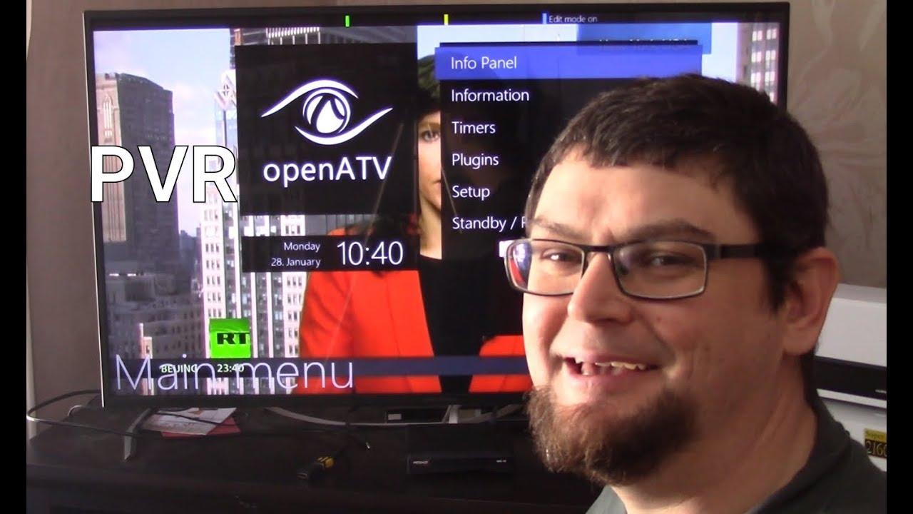 Free Satellite TV PVR (Personal Video Recorder)- ZGemma H7