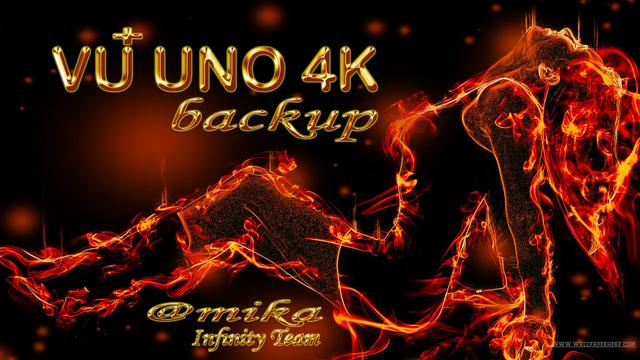 vuplus uno4k PurE2 6 1 backup image by @mika - Forum ~ LinuxSat