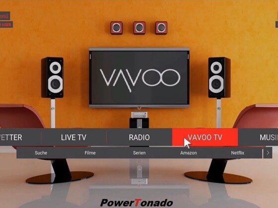 Vavoo Apk English