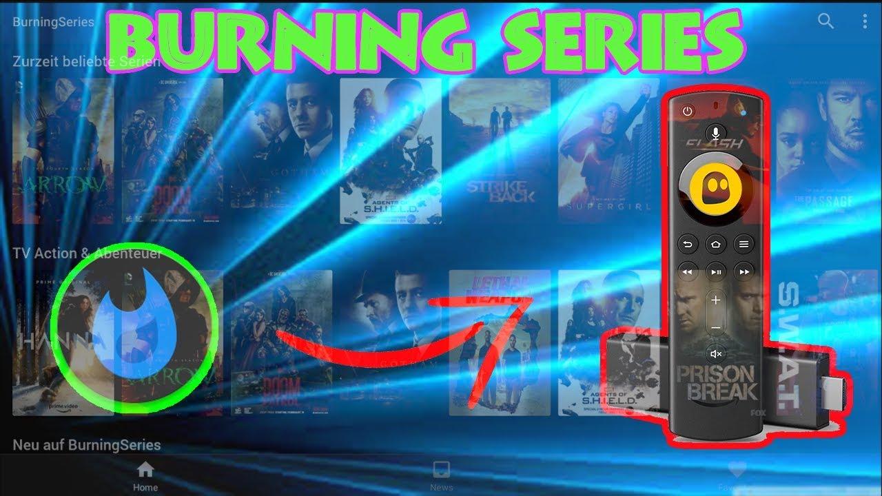 Burning Series App Chip